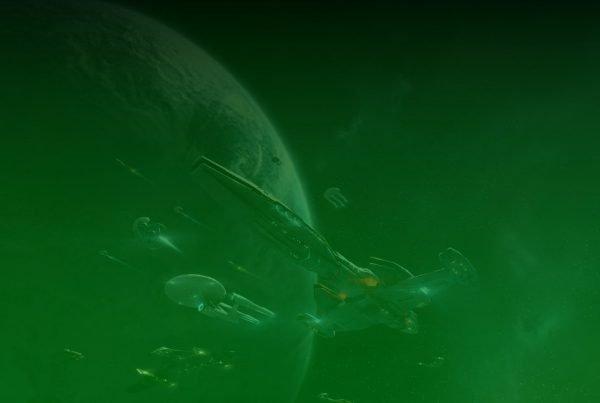 Star Trek Fleet Command Romulan Star Systems