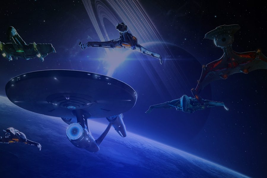 Star Trek Fleet Command Ships