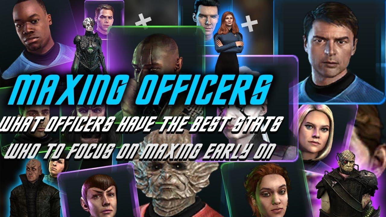 Star Trek Fleet Command Officer Badges Video