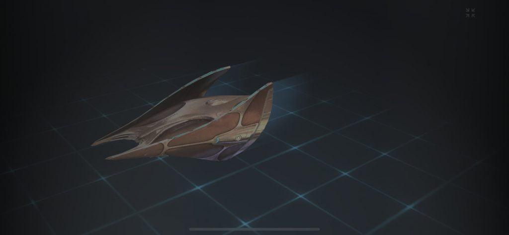 Star Trek Fleet Command Vahklas