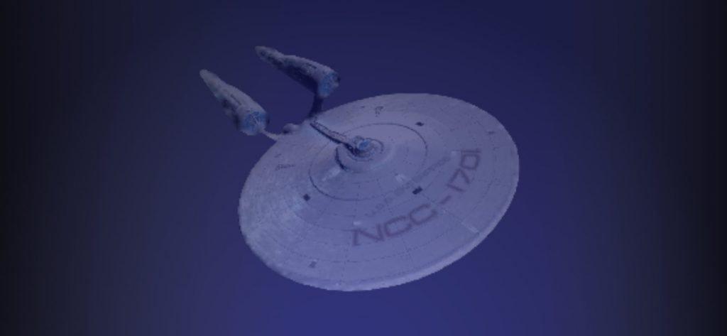 Star Trek Fleet Command USS Enterprise
