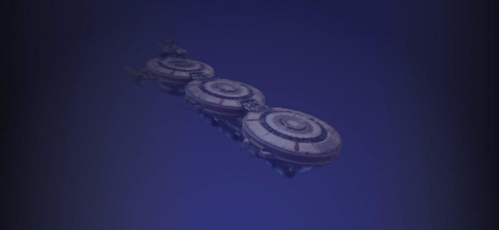 Star Trek Fleet Command USS Hydra