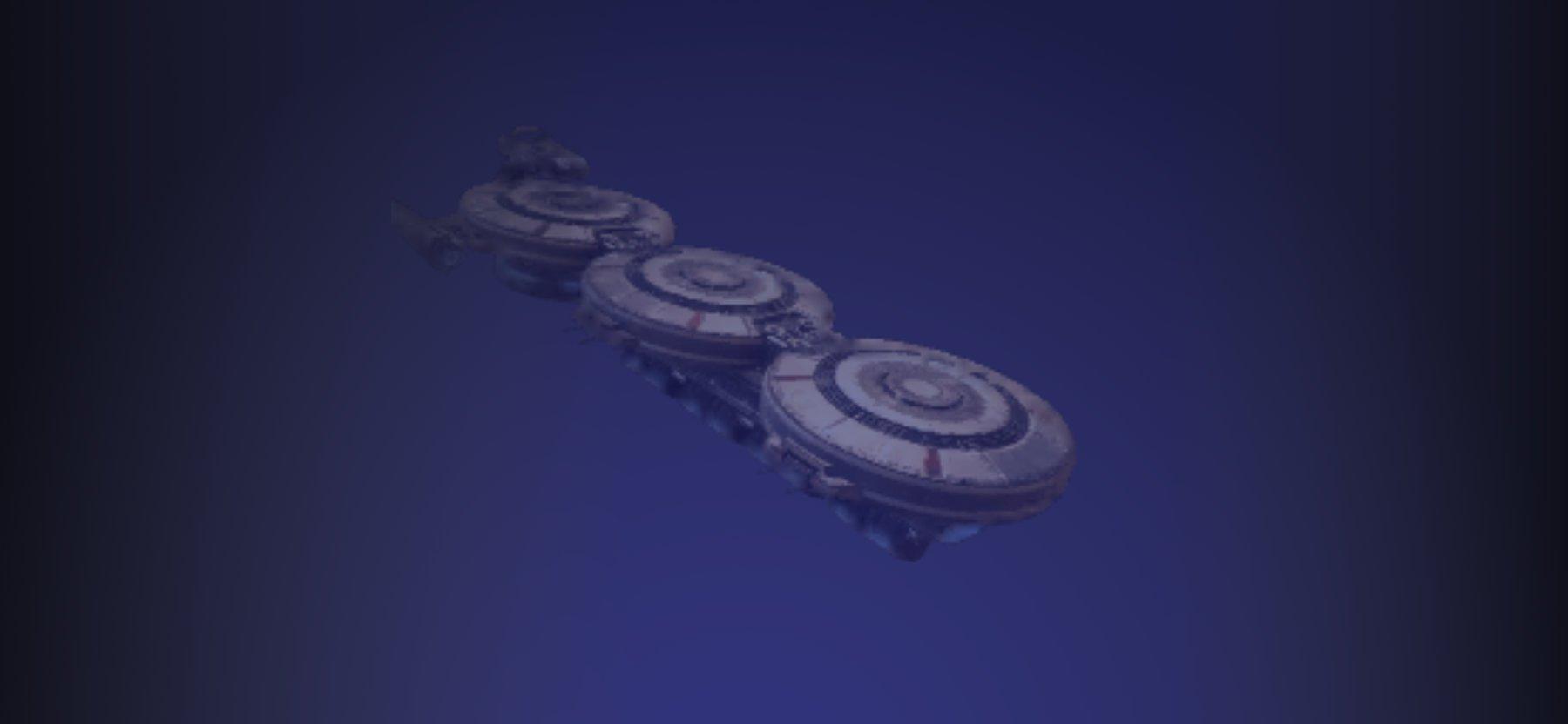 USS Hydra Survey Ship