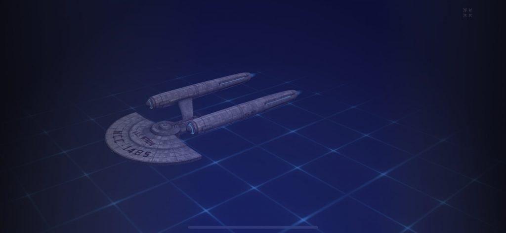 Star Trek Fleet Command USS Intrepid