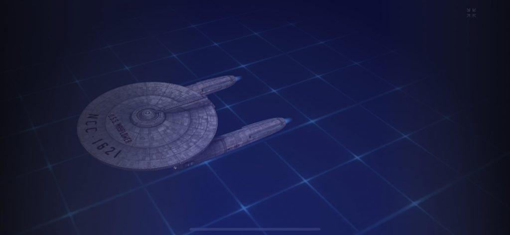 Star Trek Fleet Command USS Mayflower