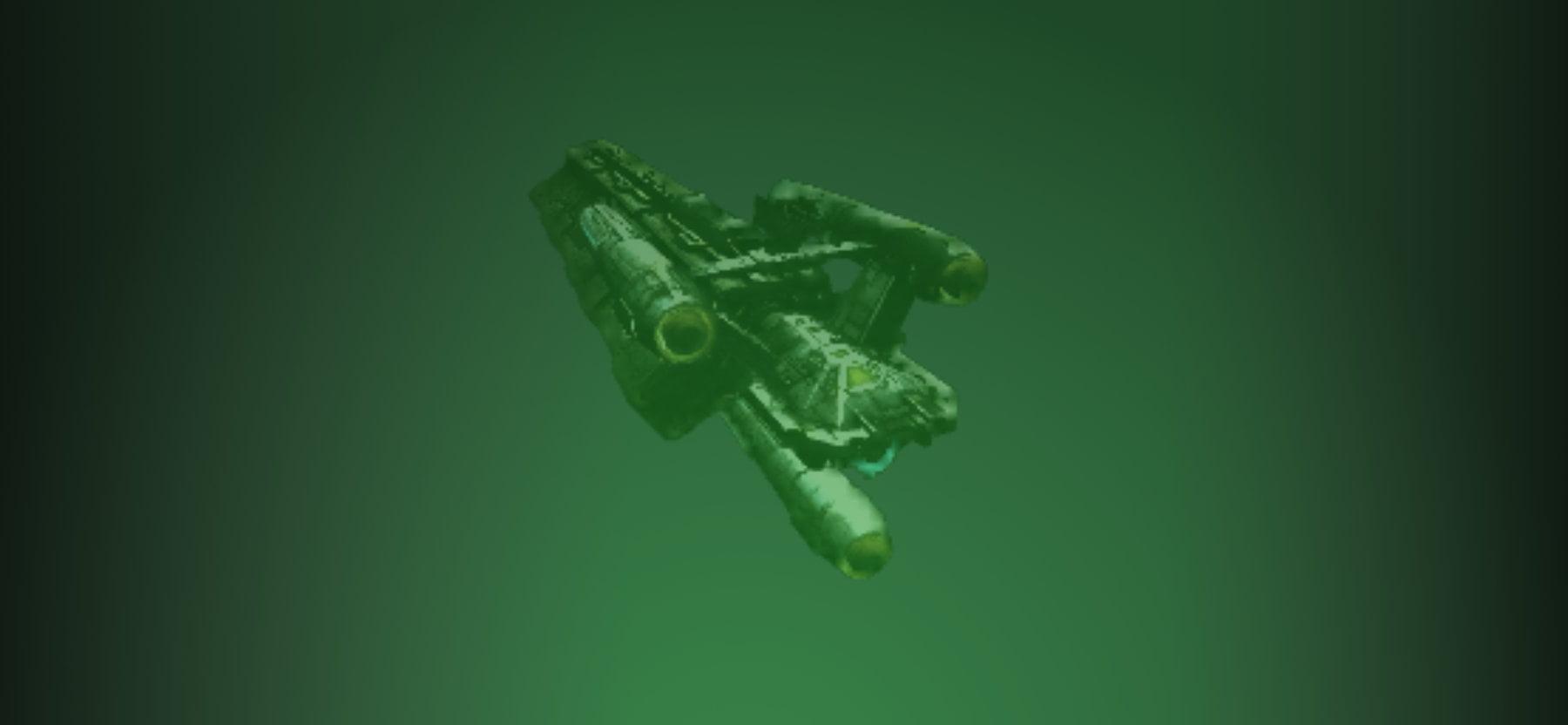 Valkis Survey Ship