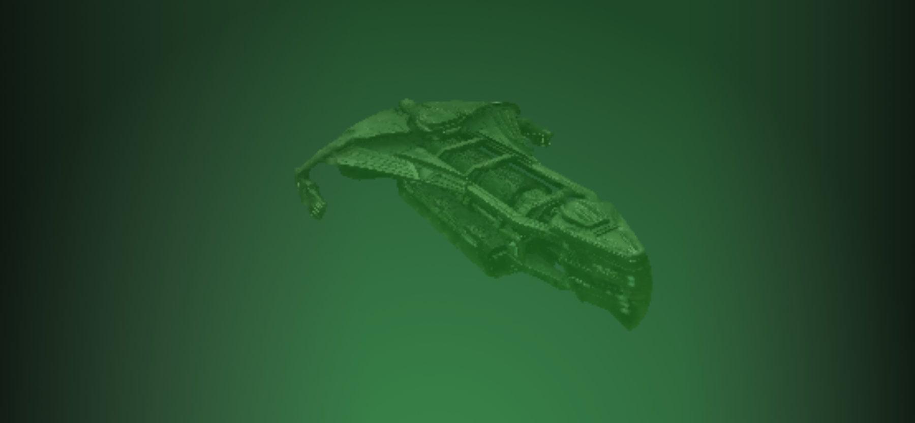 Vorta Vor Survey Ship