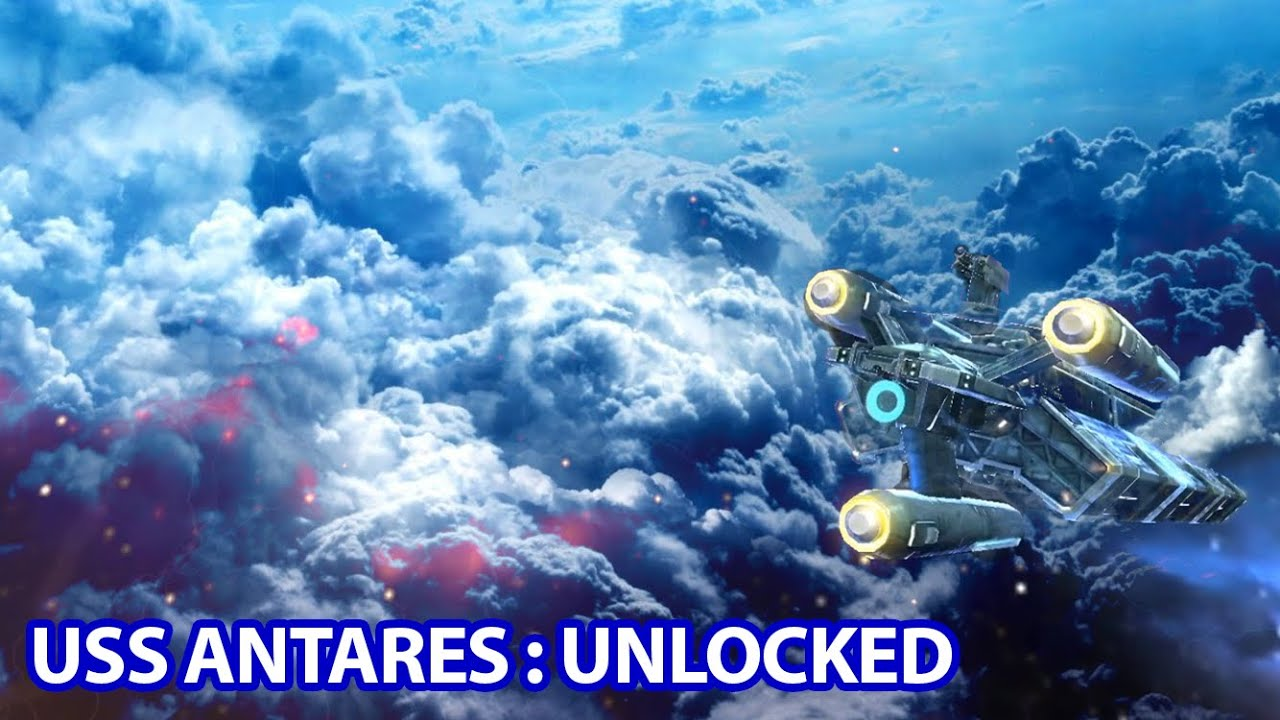USS Antares Video