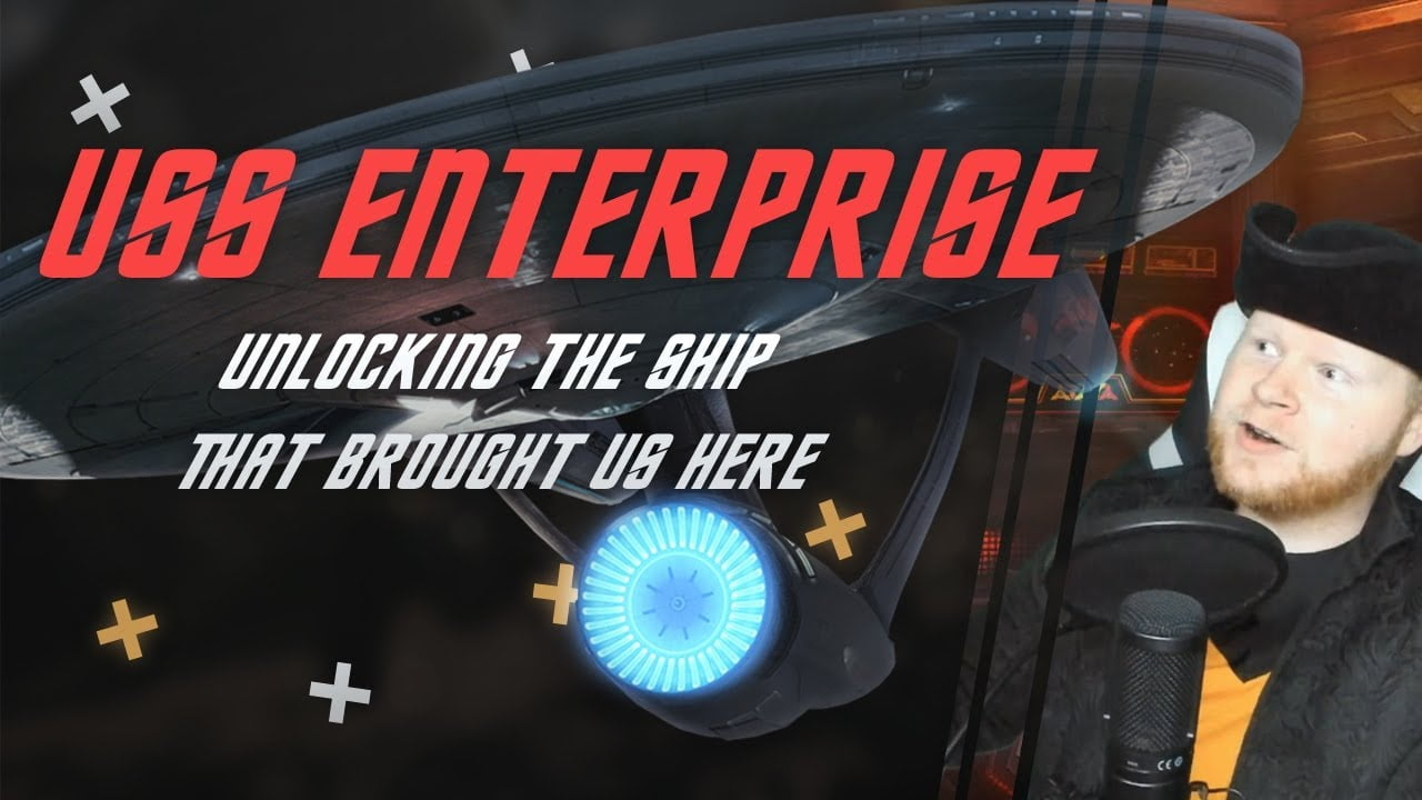USS Enterprise Video