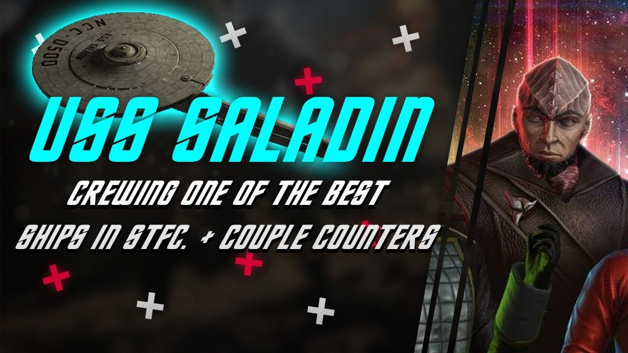 USS Saladin Video