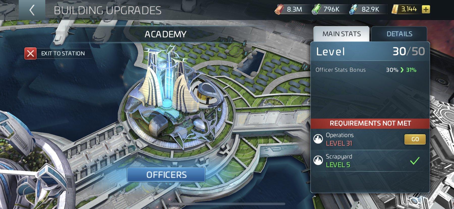 Star Trek Fleet Command Academy