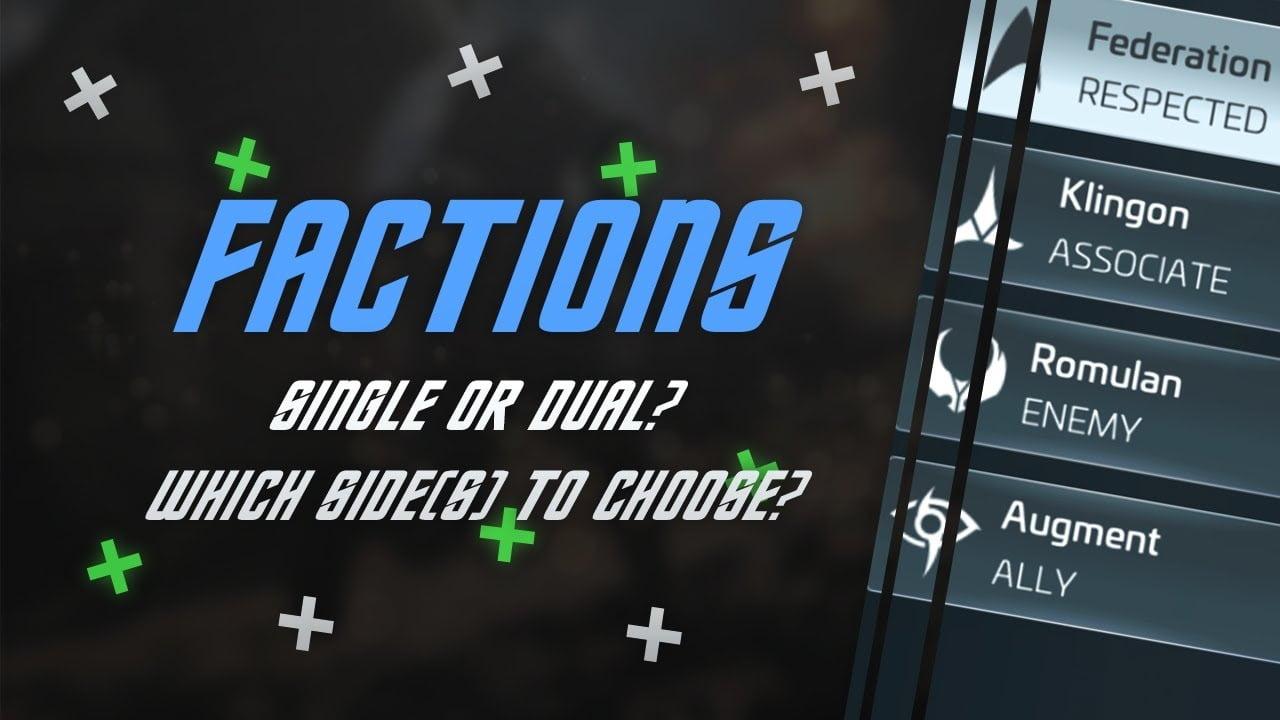 Faction Reputation Video